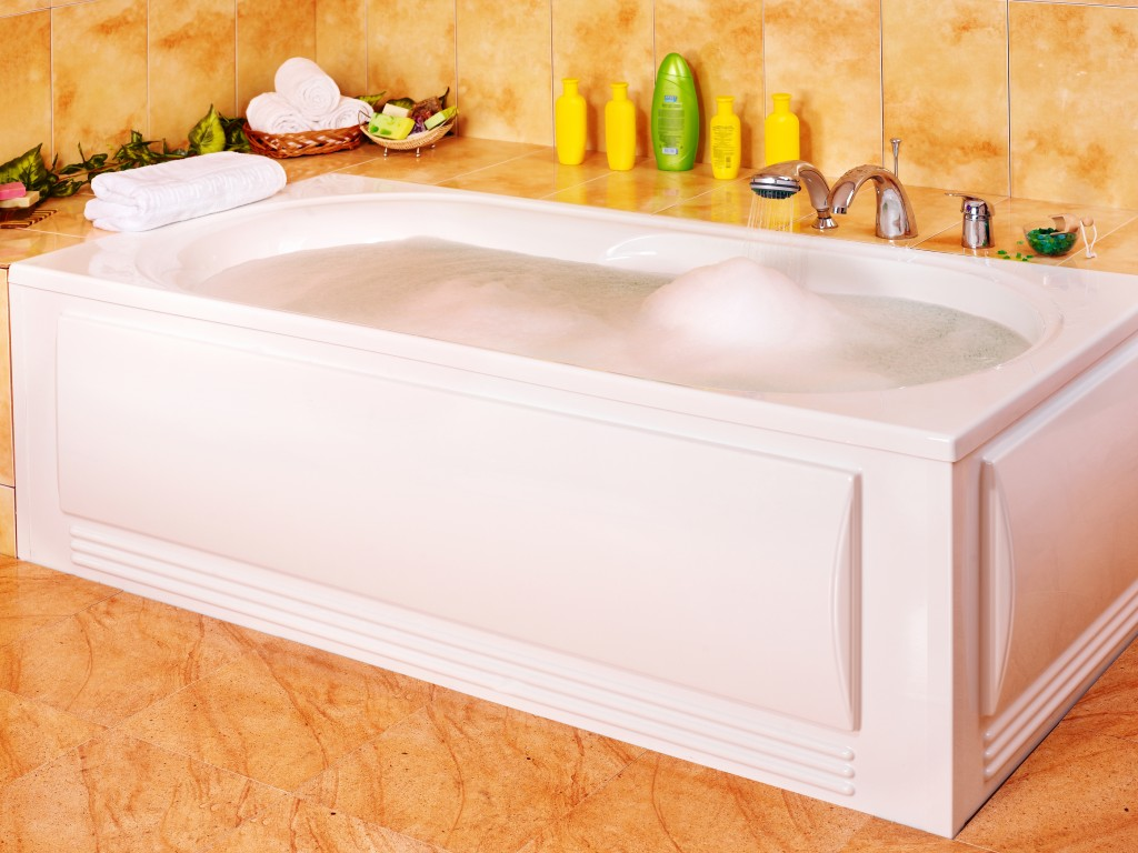 Replacement bathtub orlando fl for Acrylic bathtub liners cost